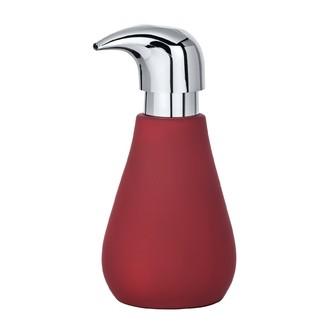 Distributeur de savon Sydney rouge mat
