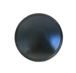 Achat en ligne Assiette à pates noire mat 33 cm