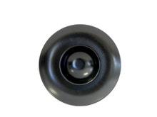 Achat en ligne Assiette à pates noire mat 24 cm