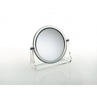 Miroir sur pied rond LIA