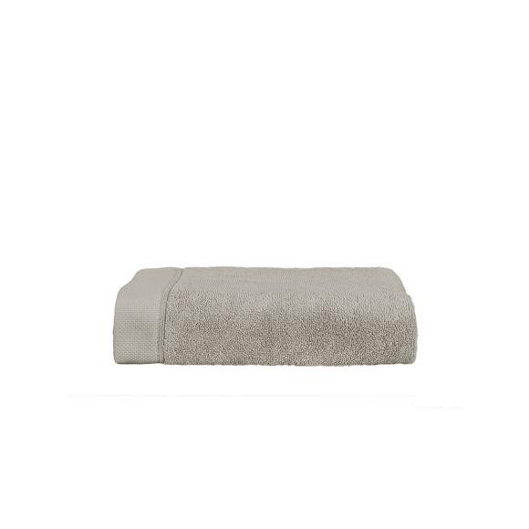Serviette invité 30x50cm en coton beige sand