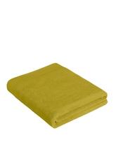 Achat en ligne Serviette de bain 100x150cm en coton éponge warm olive