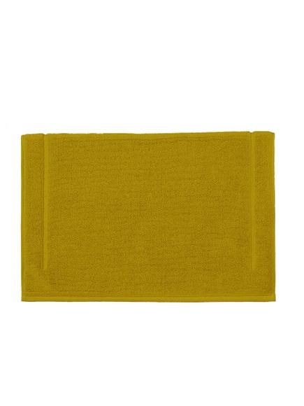 Achat en ligne Tapis de bain 60x60cm en coton éponge warm olive