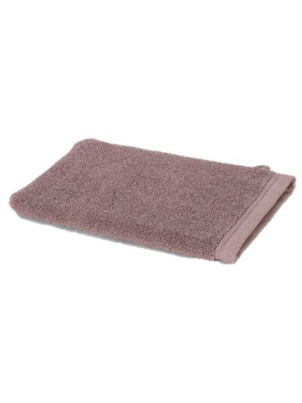 Achat en ligne Gant de toilette en coton éponge mokka