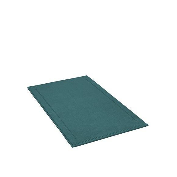 Tapis de bain en éponge harbor blue 60x100cm 1300g/m2