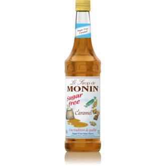 MONIN - Sirop caramel sans sucre 70cl