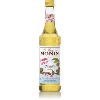 MONIN - Sirop noisette sans sucre 70cl
