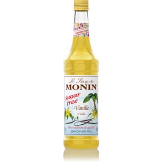 MONIN - Sirop vanille sans sucre 70cl