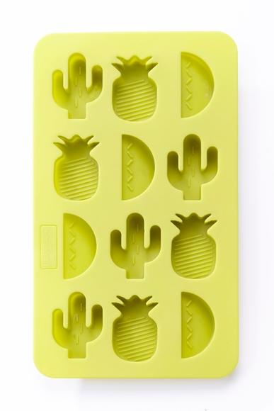 Achat en ligne Bac 12 glaçons tropical silicone