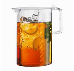 Achat en ligne  Pichet avec infuseur amovible Ceylon transparent 3l