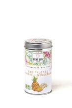 Achat en ligne Préparation pour eaux fruitées ananas gingembre