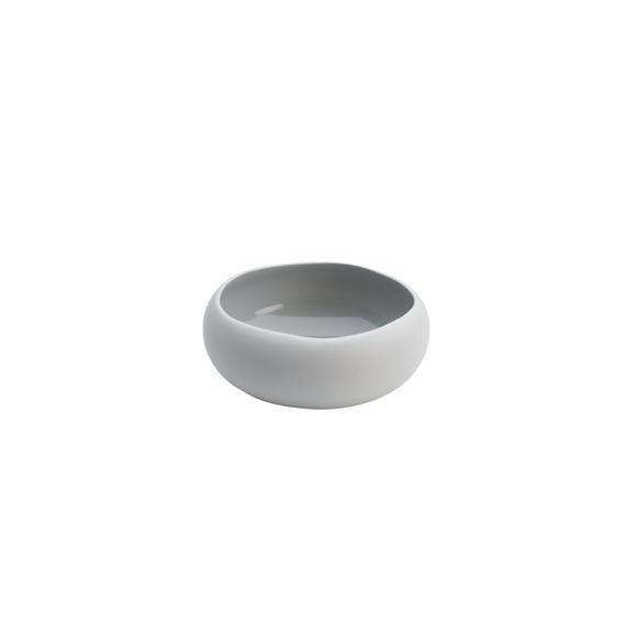 Achat en ligne Coupelle oslo gris mat / brillant D12x4,5 cm