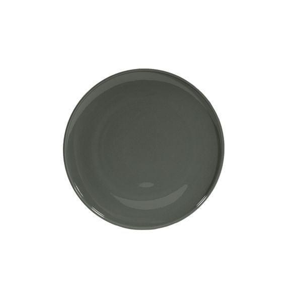 Achat en ligne Assiette à dessert Dune gris 19,5 cm