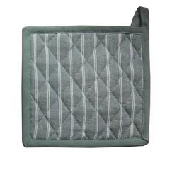 acquista online Presina da forno in cotone grigio