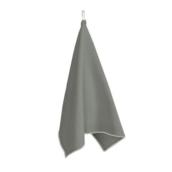 Canovaccio 100% cotone grigio
