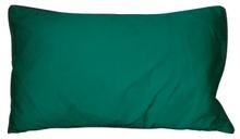 Achat en ligne Coussin en coton lavé vert malachite Ines 30x50cm