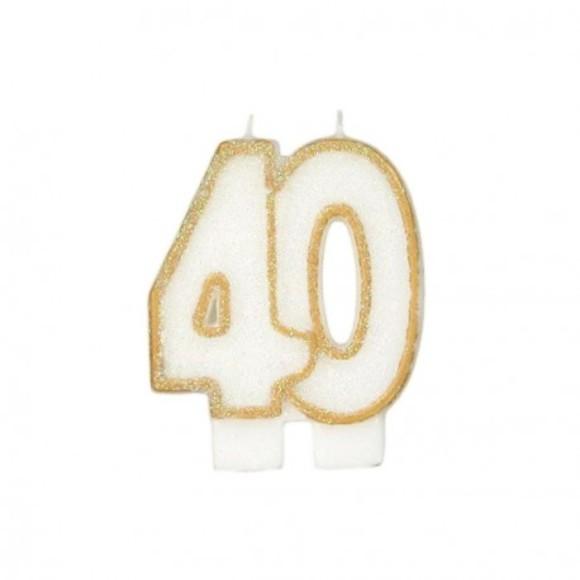 Candela 40 anni