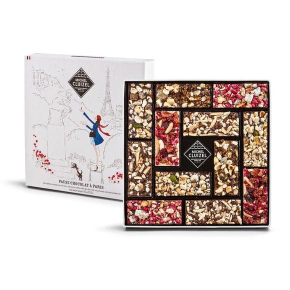 Achat en ligne Coffret pause chocolat à Paris 120g