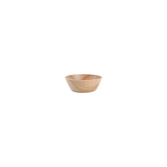 acquista online Ciotola rotonda in legno 10x3,5cm