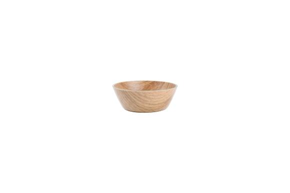 Achat en ligne Coupelle ronde en bois 10xH3,5cm