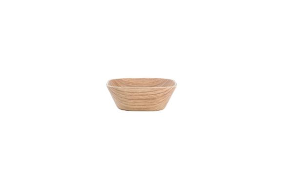 Achat en ligne Coupelle carrée en bois 11x11xH4 cm
