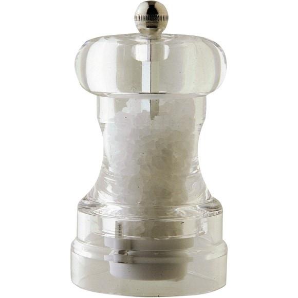 Moulin sel tradition acrilique 11cm
