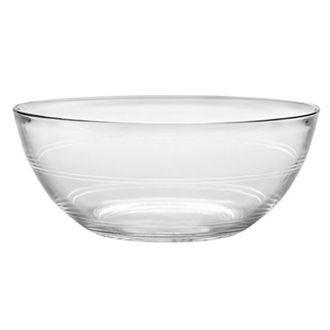 DURALEX - saladier verre Lys transparent 20cm