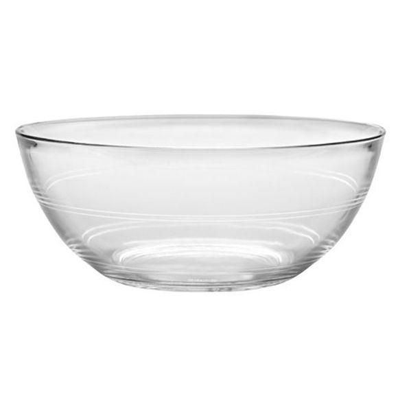 Insalatiera Duralex Lys in vetro trasparente Ø26 cm