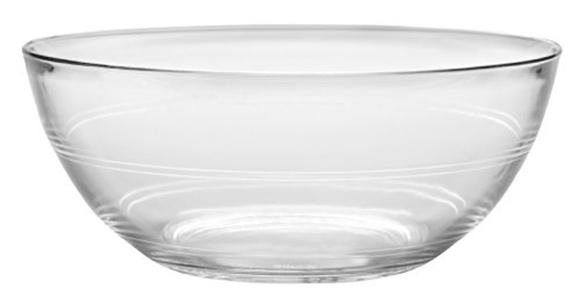 Achat en ligne Saladier verre Lys transparent 26cm