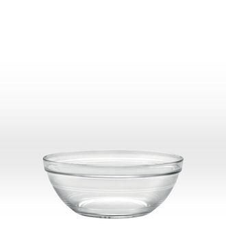 DURALEX - saladier verre Lys empilable 20,5cm
