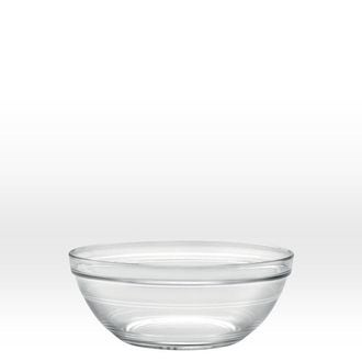 DURALEX - saladier verre Lys empilable 31cm
