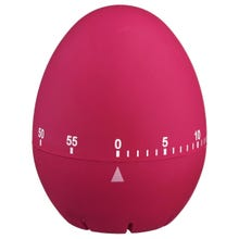 Achat en ligne Minuteur œuf rubber coloris