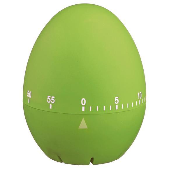 acquista online Timer uovo gomma colorato