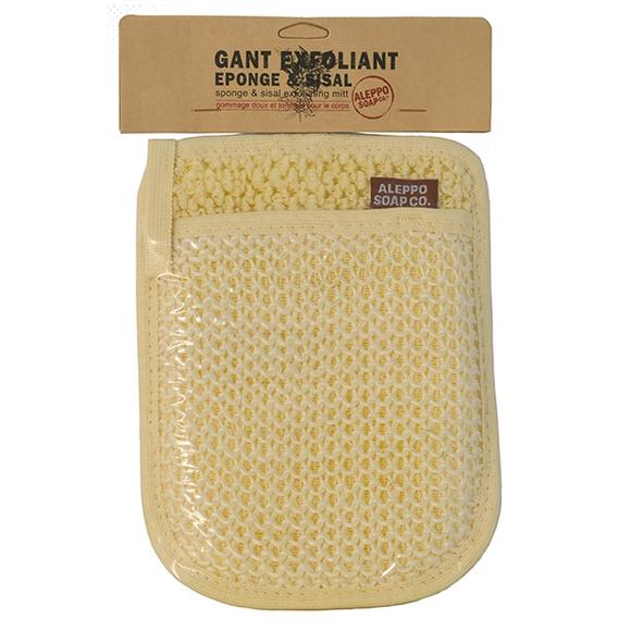 Achat en ligne Gant exfoliant sisal