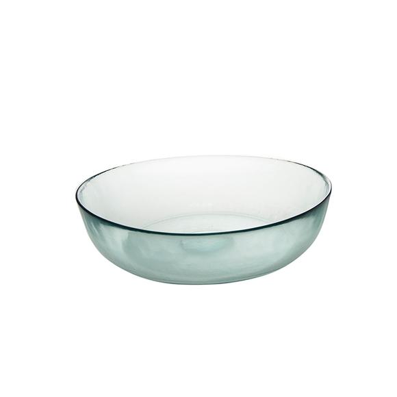Achat en ligne Plat rond en verre recyclé 30 cm