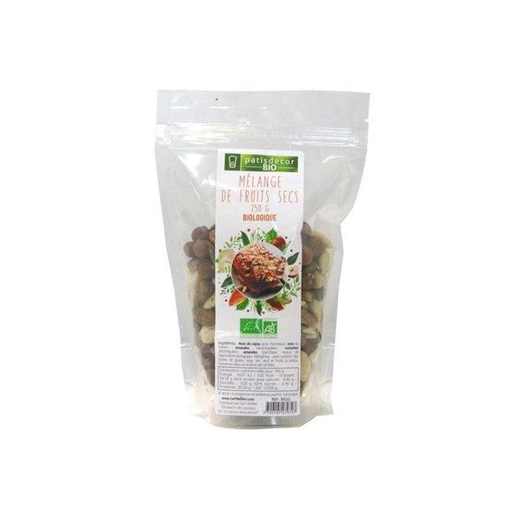Achat en ligne Mélange de fruits secs 250g