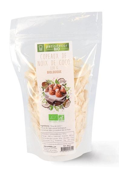 Achat en ligne Copeaux de noix de coco 120g