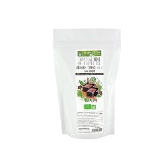 Chocolat Congo noir bio 250g