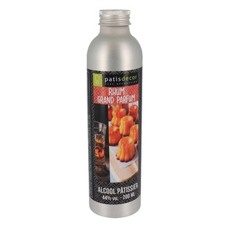 Rhum grand parfum 44% 20cl