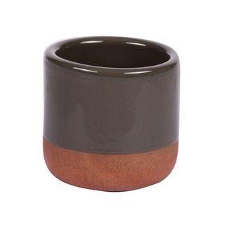Mini pot à tapas kaki