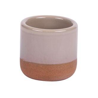 Mini pot à tapas beige