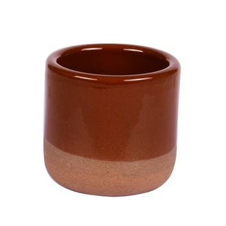 Mini pot à tapas camel