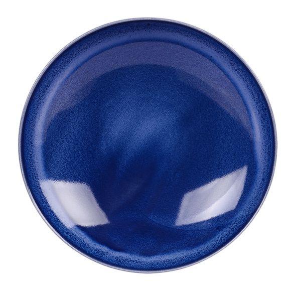 Achat en ligne Assiette calotte Blue night 22 cm