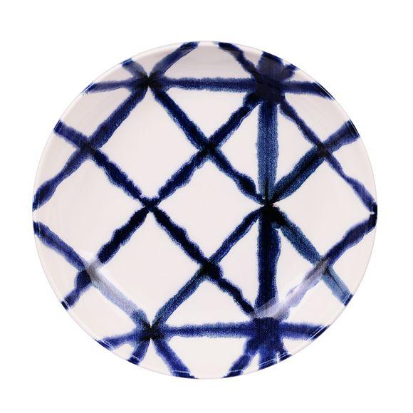 Achat en ligne Assiette calotte Cyclade 21,5 cm