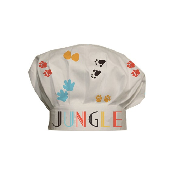 Toque enfant Jungle 24x26cm
