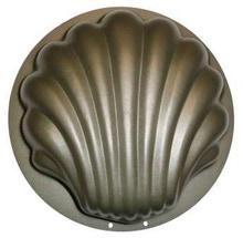 Achat en ligne Moule 3D coquillage en métal antiadhésif 26cm