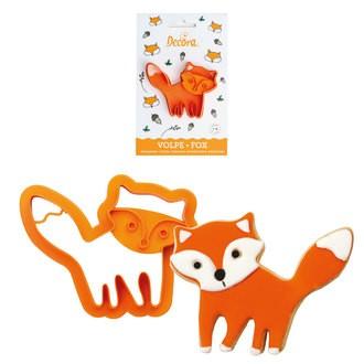 DECORA - Découpoir renard