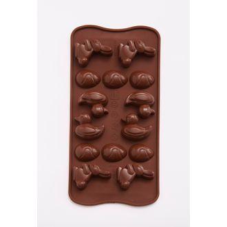SILIKOMART - Moule silicone chocolat Pâques