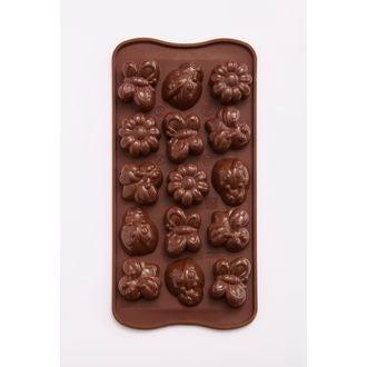 SILIKOMART - Moule silicone chocolat Springlife