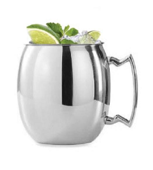 Achat en ligne Mug cocktail moscow mule inox